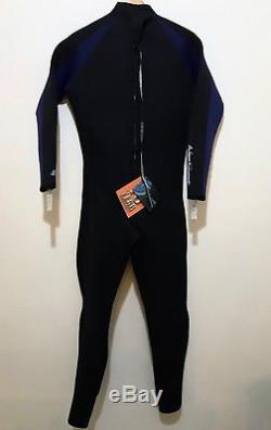 NEW Neosport Mens Premium Wetsuit Size Large 7/5 mm Scuba Dive Full Suit NWT