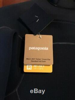 NEW Patagonia R3 Yulex Hooded Large