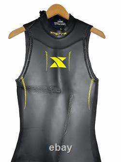 NEW Xterra Mens Sleeveless Triathlon Wetsuit Size Large Vortex $350