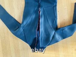 NINE PLUS 3/2 smoothie surf wetsuit Yamamoto japanese rubber xl but Fits Large