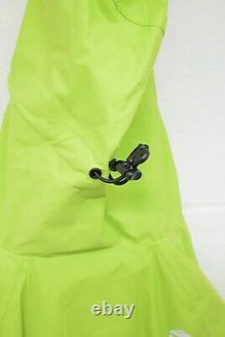 NRS Men's Riptide Splash Jacket, Size Large kayaking, paddling USED ONE TIME