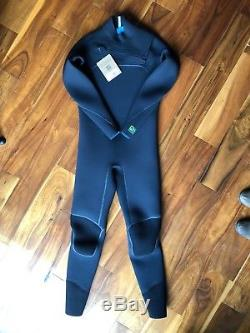 NWT Patagonia Mens R2 Yulex Front Zip Full Wetsuit -Size L/S Large-Short