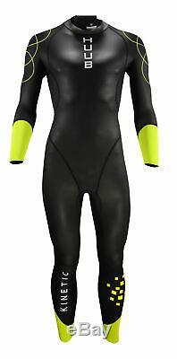 New! 2020 HUUB Kinetic Mens Wetsuit Swimming Triathlon Training Open Water Swim