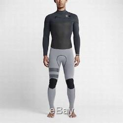 New Hurley Phantom 303 full wetsuit grey Mens Large ($430)