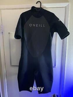 New ONeill Reactor 2mm Spring Suit Size Large