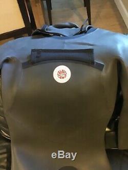 NinePlus Mens 6 5 4 Fullsuit Wetsuit Sz. XL (US Large) Black Nine Plus