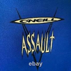 O'NEILL DRYSUIT unisex LARGE excellent+ condition, blue