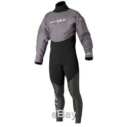 O'NEILL HYBRID DRYSUIT Mint Condition unisex Large blue and black