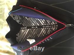 O'NEILL Men's PSYCHOFREAK 4.5/3.5 Wetsuit BLK/BLK Size Large