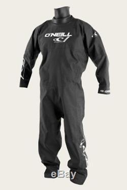 O'Neill Boot Dive Drysuit Men's Large, Black
