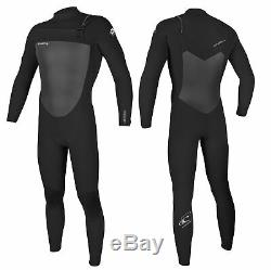 O'Neill Epic 4/3mm Chest Zip Wetsuit 2020 Black
