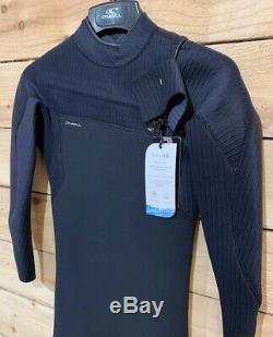 O'Neill HyperFreak 5/4+Mens Winter Wetsuit Front Zip Wetsuit 2020 Black