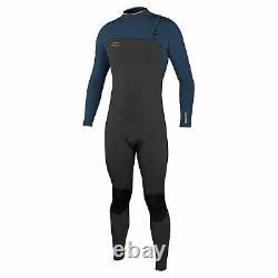 O'Neill Hyperfreak 4/3 Zipperless Wetsuit 2020 Black / Abyss