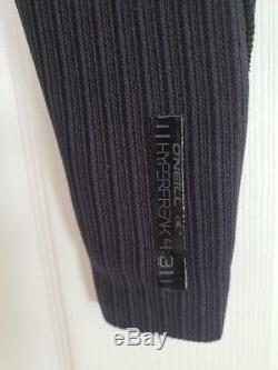 O'Neill Men's Hyperfreak 4/3mm Zipless Full Wetsuit, Large
