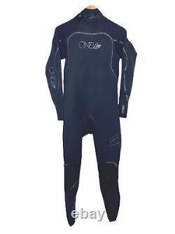 O'Neill Mens Full Wetsuit Size Large Psycho 1 3/2 Excellent Condition