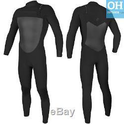 O'Neill Mens O'riginal Fuze 5/4mm Full Wetsuit Winter Front Zip Surfing Original