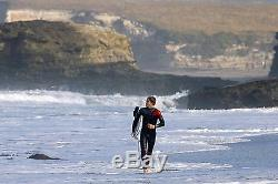 O'Neill Psychofreak 5.5/4.5 Hooded FSW Wetsuit Black, Large