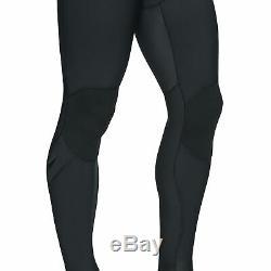 O'neill Hyperfreak 4/3+ Chest Zip Hooded Mens Surf Gear Wetsuit Black