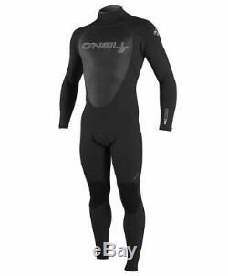ONeill Men's Epic 4/3mm Back Zip Full Wetsuit Surf (Large Tall)