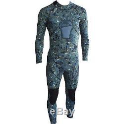 Ocean Hunter Chameleon Core-3 Wetsuit (Mens)