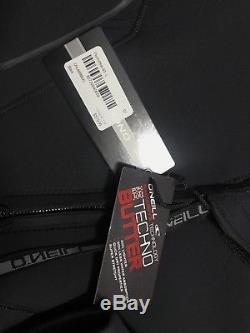 Oneill Psycho Freak 4/3 Zen Zip Wetsuit Large Brand New