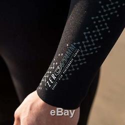 Osprey Zero Men's 6mm Winter Wetsuit Full Length Neoprene Black Wet Suit 5 4 mm
