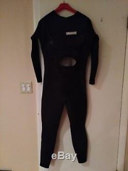 Patagonia 5/4 Wetsuit Large Short