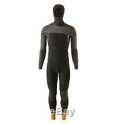 Patagonia Men's 2019 R3 Yulex Front-Zip Hooded Full WetSuit Size Large Tall