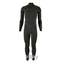 Patagonia Men's R3 Yulex Front-Zip Full Suit / Wet Swim Suit Large 4/3mm