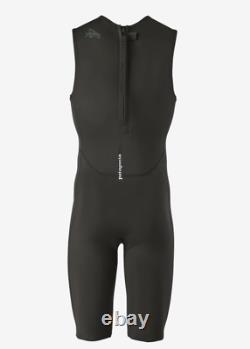Patagonia Mens R1 Lite Yulex Short John WetSuit Size LArge