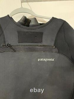 Patagonia Mens R4 Front Zip Hooded Yulex Wetsuit Mens LARGE