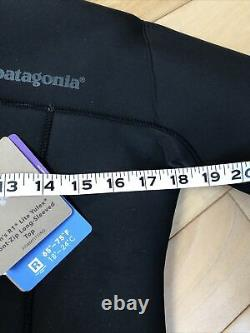 Patagonia R1 Front Zip Long Sleeve Wetsuit Top NWT Mens Large