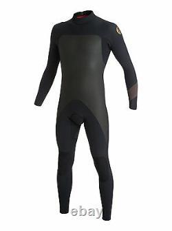 QUIKSILVER Men's 3/2 AG47 MODERN OG BZ Wetsuit KVD0 Large NWT LAST ONE