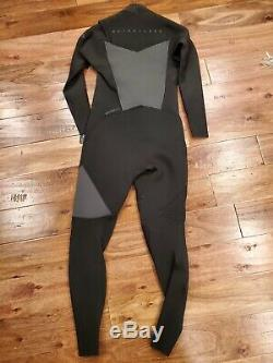 Quiksilver 3/2mm Syncro Series Chest Zip GBS Wetsuit Large