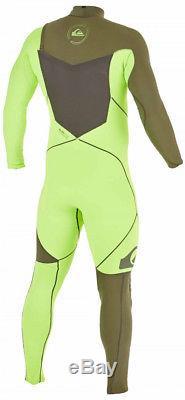 Quiksilver AG47 Performance 3/2 CZ Wetsuit Mens