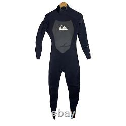 Quiksilver Mens Full Wetsuit Size LT (Large Tall) Syncro 4/3