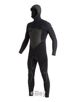 Quiksilver Performance 6/5/4 hooded fullsuit most sizes wetsuit NEW NWT