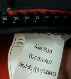Quiksilver Syncro 3/2 Back Zip Wetsuit Men's Large Black Fullsuit NEW NWT