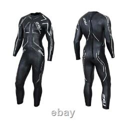 REPAIRED 2XU Men's Propel Wetsuit 2017 Size Large