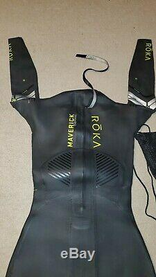 ROKA Maverick Pro Thermal Wetsuit- Triathlon Mens Size Large New witho Tags