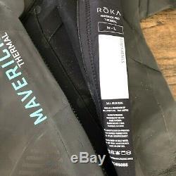 ROKA Maverick Pro Thermal Wetsuit- Triathlon Women's Size Large New witho Tags