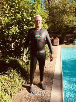 Reaction Blueseventy technical race wear wet suit