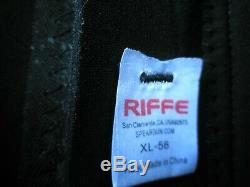 Riffe 1mm Digi-Tec Steamer Wetsuit Size X-Large Freediving Spearfishing SCUBA