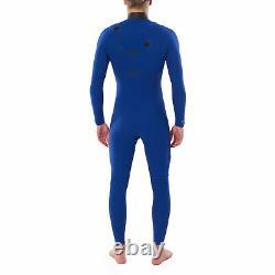 Rip Curl 4/3mm E Bomb Zipperless Mens Surf Gear Wetsuit Black All Sizes