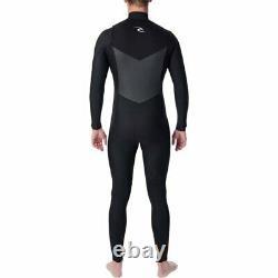 Rip Curl Dawn Patrol 3/2 Chest-Zip Wetsuit Men's Large L