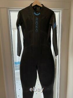 Roka Maverick Comp II Mens Large Wetsuit