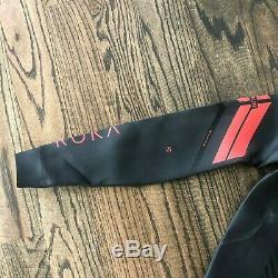 Roka Maverick Elite II Men's Wetsuit Black/Atomic Red Size LARGE New witho Tags