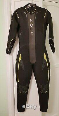 Roka Maverick Pro I Triathlon, Swimming, Wetsuit Large