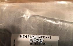 Roka Maverick X Full Wetsuit Men's Large Black/Red Brand New
