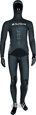 SALVIMAR Sapiens HT Weld System 2.5mm Spearfishing Freedive Wetsuit 2X-Large